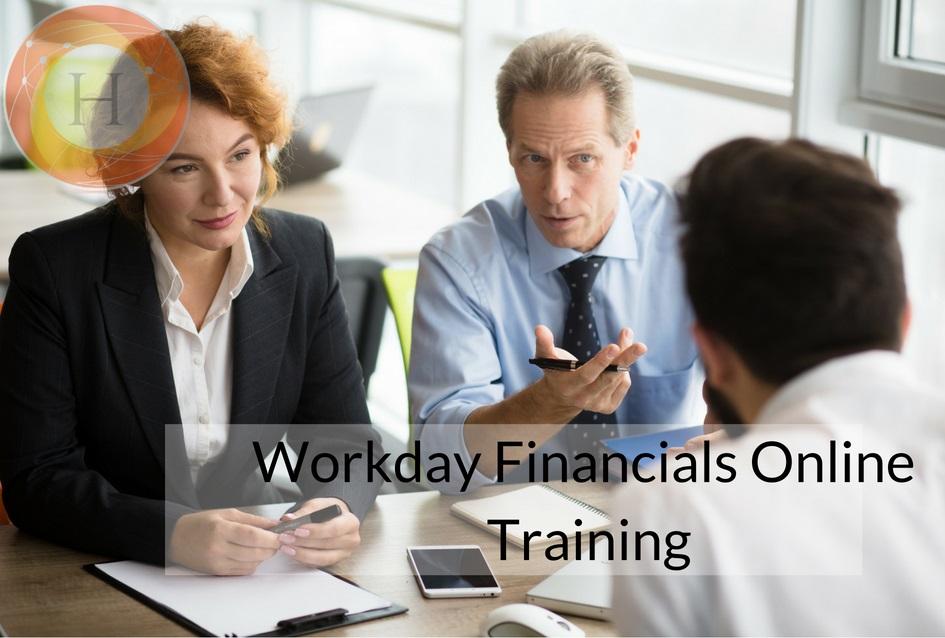 Workday Financials Online Training