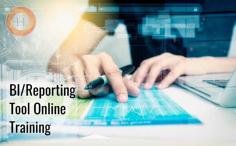 bi reporting tools online training