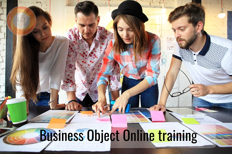 business object online training
