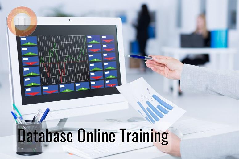 database online training