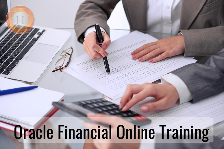 Oracle financial online training