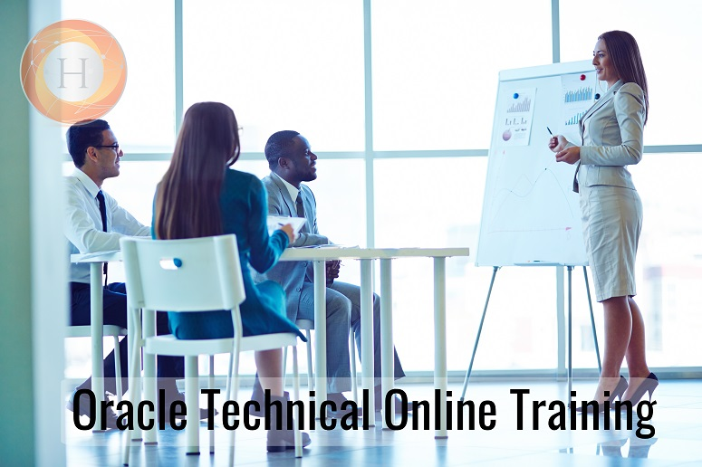 oracle technical online training
