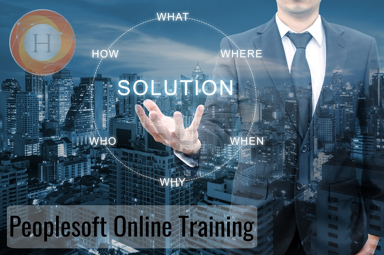 Peoplesoft Online training