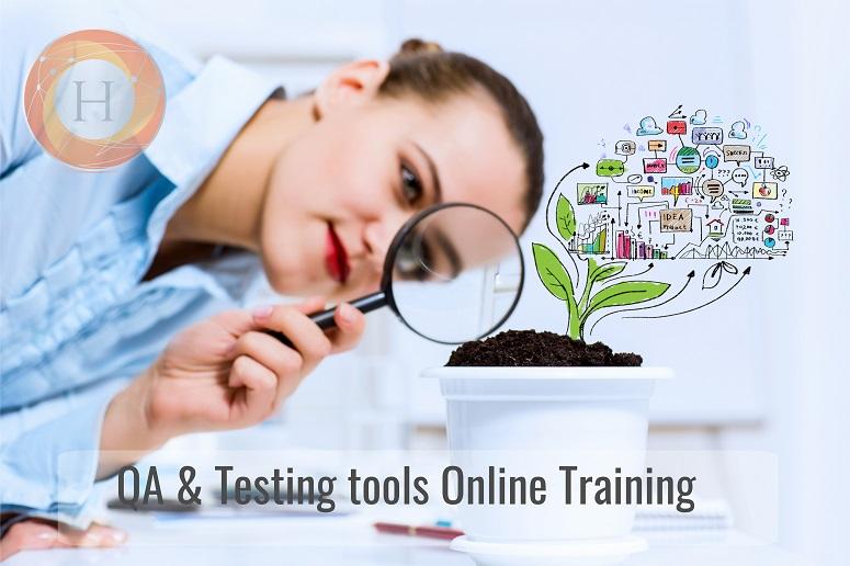 qa and testing online training