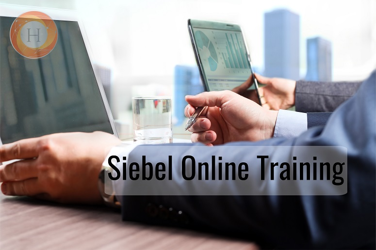 siebel Online training