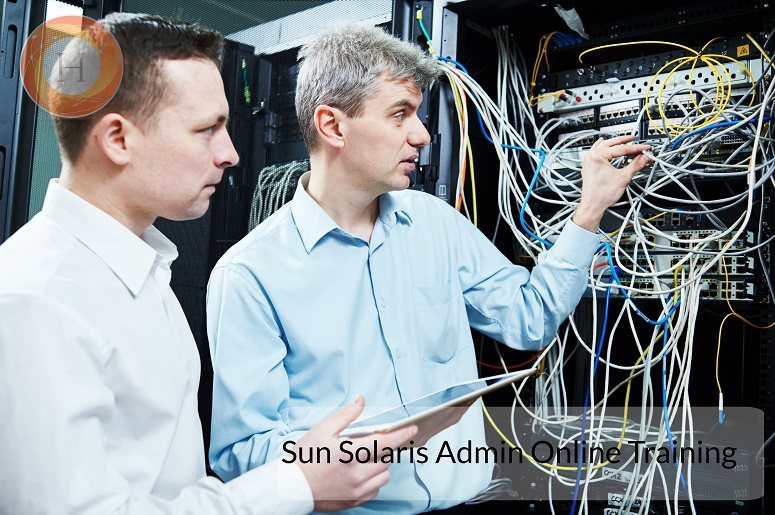 sun solaris admin online training