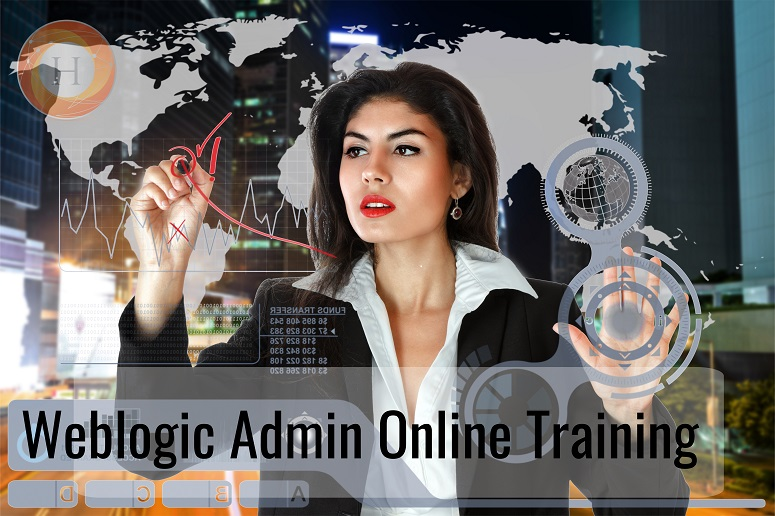 weblogic admin online training